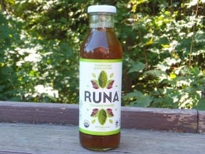 runa tea bottle