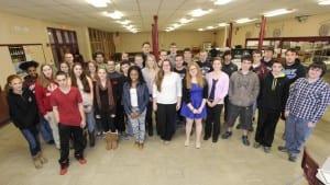SHS Burdett awards