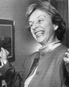 Madeleine Kunin GR