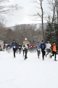 snowshoe shuffle