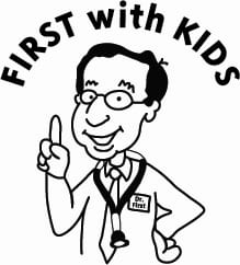 First With Kids LOGO