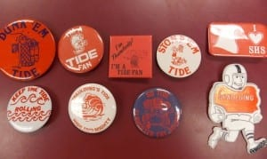 SHS buttons