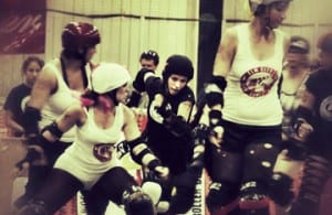 Wrecking Doll Society, the instructional skate group within Central Vermont Roller Derby, meets weekly in order to teach the rules of roller derby or just give participants a chance to skate with others.