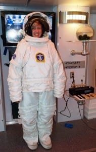 Susan Koch, Vermont's 2016 Teacher of the Year from Union Elementary in Montpelier, was able to live a childhood dream of becoming an astronaut when she attended space camp last summer with other teachers of the year from around the country and world. That experience sparked the topic of a podcast she did for Northwest Evaluation Association last month where she advised her fellow teachers to explore outside their comfort zones.